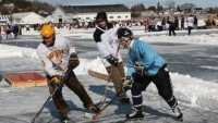 Labatt Blue U.P. Pond Hockey Tournament
