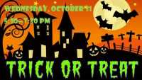 TRICK OR TREAT ~ DOWNTOWN GAYLORD