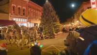 Victorian Sleighbell Parade & Old Christmas Weekend photo