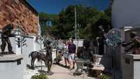 A perfect opportunity to visit the galleries of Harbor Springs