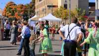 Oktoberfest in the Sault (Dr. Johnson)