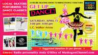 Get Up and dDance - a Figure Show to Bring People Together