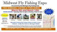 Midwest Fly Fishing Expo Detail Promo