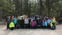 DNR, PRD, Silver Lake State Park- Dune Clean up Crew 2017