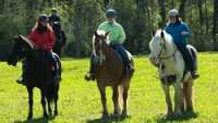 DNR, PRD, Pinckney Trail Riders Association