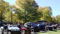 DNR, Twin Lakes, Senior Citizen ORV Ride