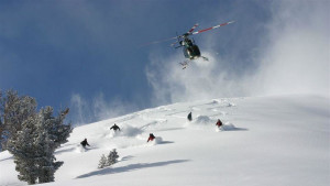 High Mountain Heli-Skiing