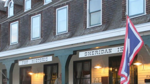 Historic Sheridan Inn
