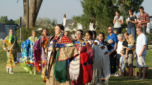 Eagle Spirit Dancers, Photo: Jennie Hutchinson