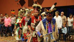Northern Arapaho Native American Song and Dance, Photo:  Jennie Hutchinson