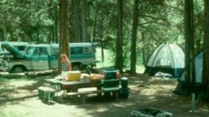 Middle Piney Lake Campground