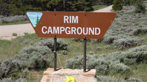 Muddy Mountain-Rim Campground