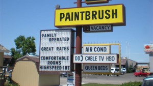 Paintbrush Motel