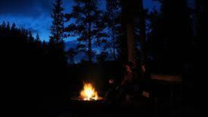 Porcupine Campground - Bighorn National Forest