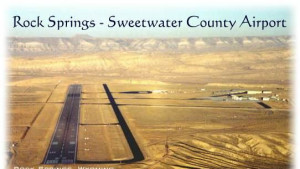 Rock Springs - Sweetwater County Airport