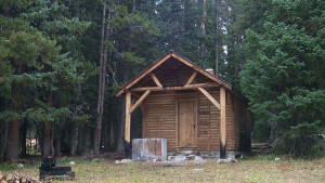 Snow Survey Cabin