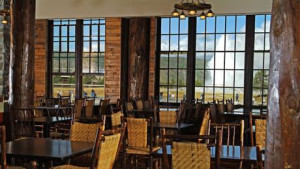 Old Faithful Lodge Dining Room