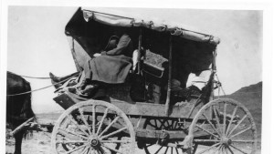 Wyoming Stage Coach