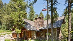 4 bedroom Mountain Chalet, ski-in/ski-out at Jackson Hole Mountain Resort