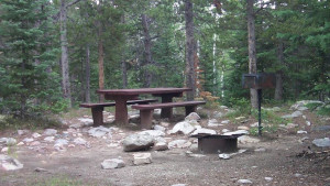 Bow River Campground