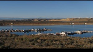 Buckboard Marina at Flaming Gorge