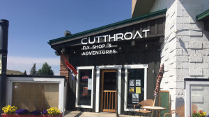 Cutthroat Fly Shop Adventures, Dubois WY