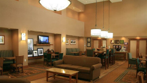 Hampton Inn and Suites- Riverton Wyoming