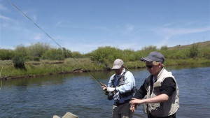 Hams Fork Fly Fishing
