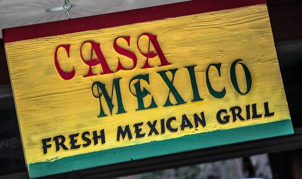 Happy Hour at Casa Mexico