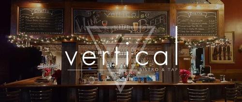 Happy Hour at Vertical Bistro