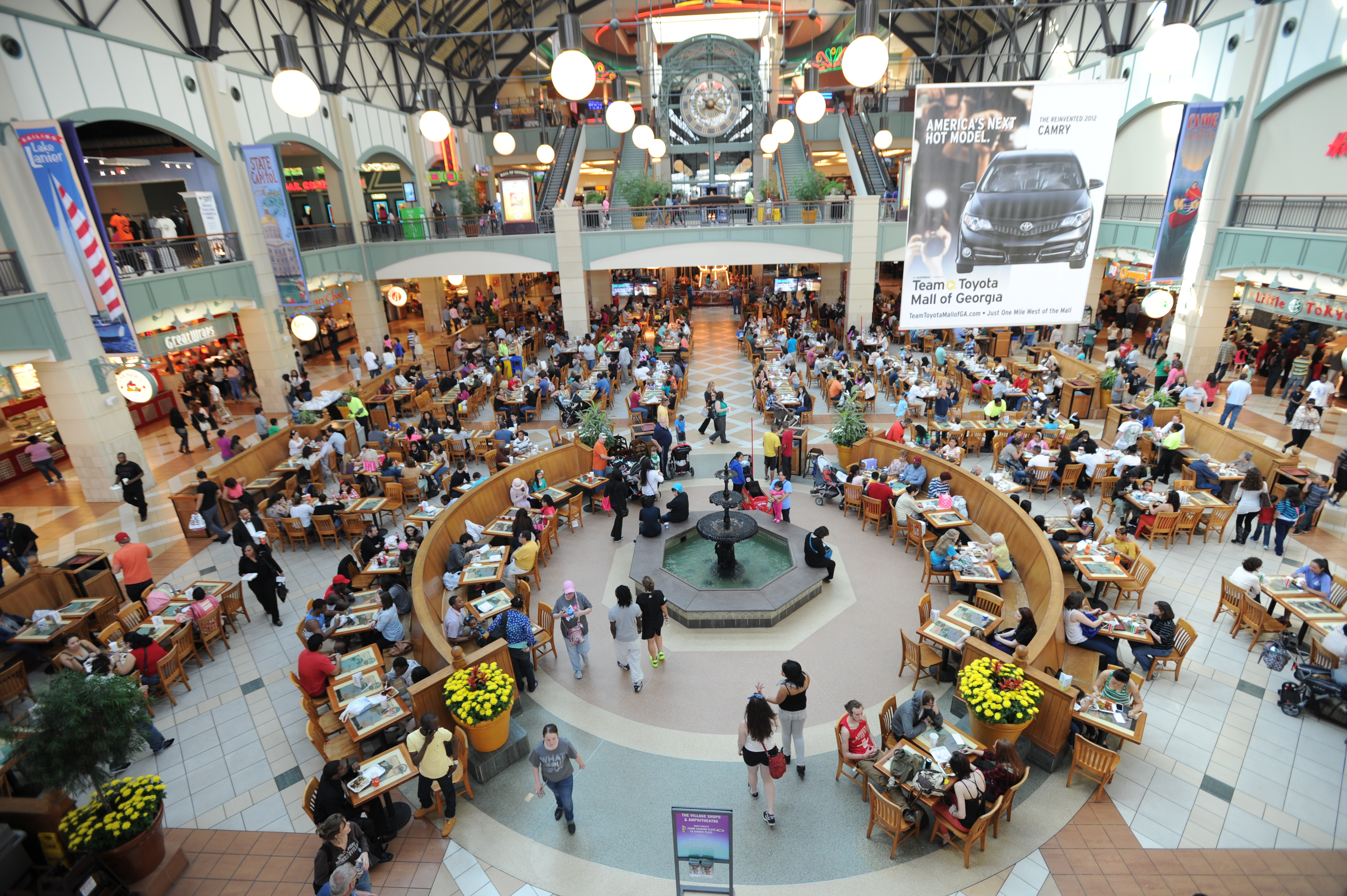 Mall Of Georgia Official Georgia Tourism Travel Website