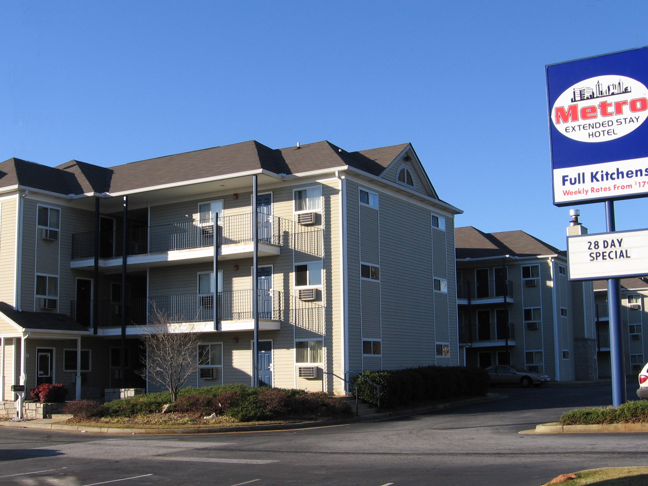 Metro Extended Stay Hotel Marietta Official Georgia Tourism
