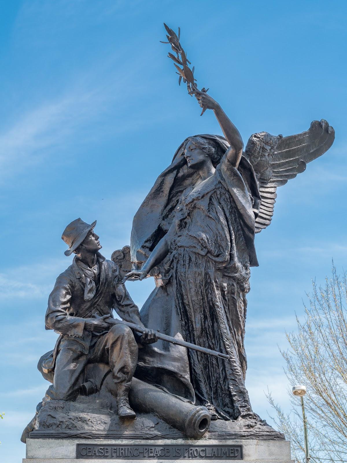 Peace Monument, Piedmont Park | Official Georgia Tourism