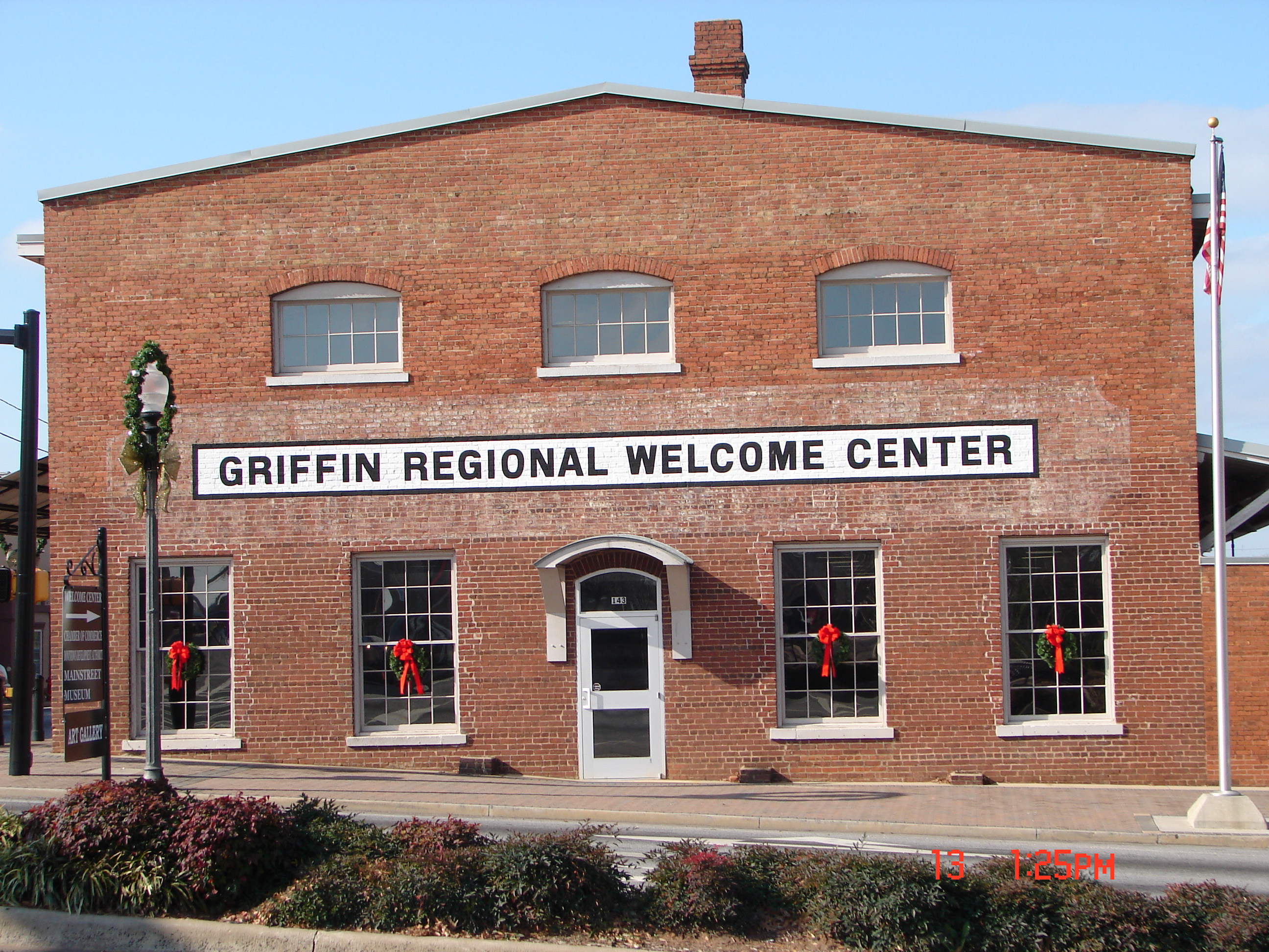 Griffin Regional Welcome Center | Official Georgia Tourism