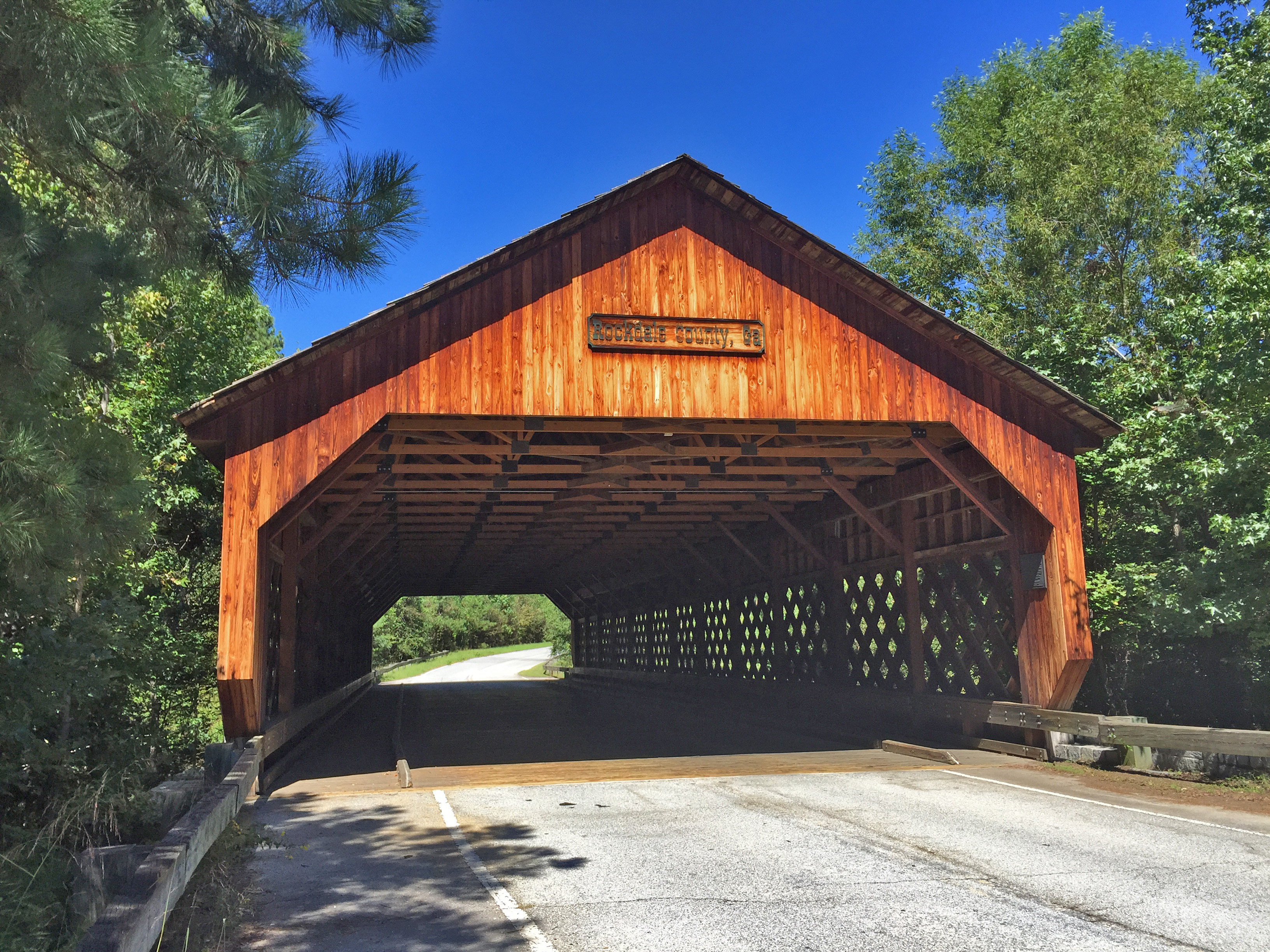 Haralson Mill Wooden Covered Bridge Official Georgia Tourism