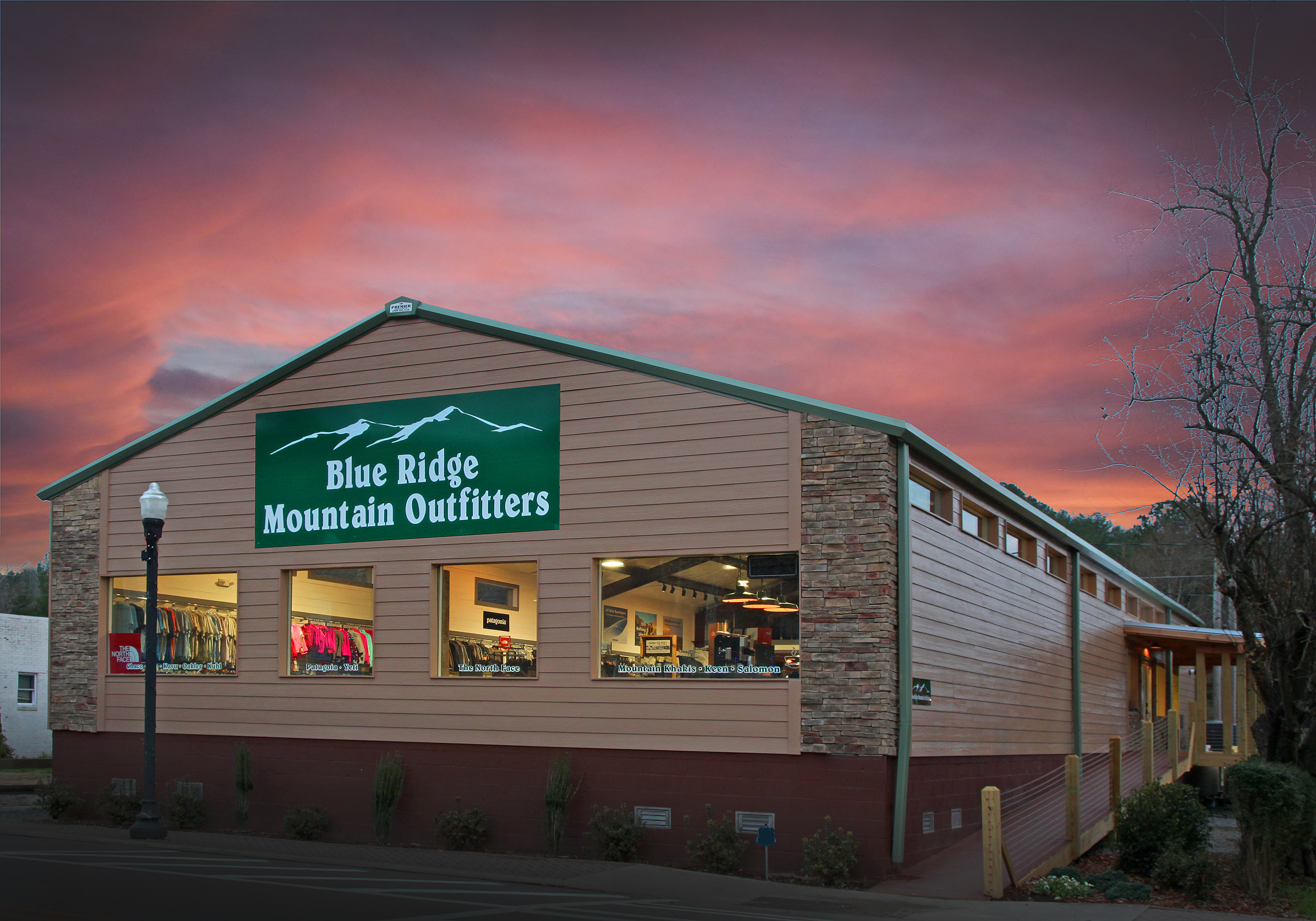Blue Ridge Mountain Outfitters - McCaysville | Official