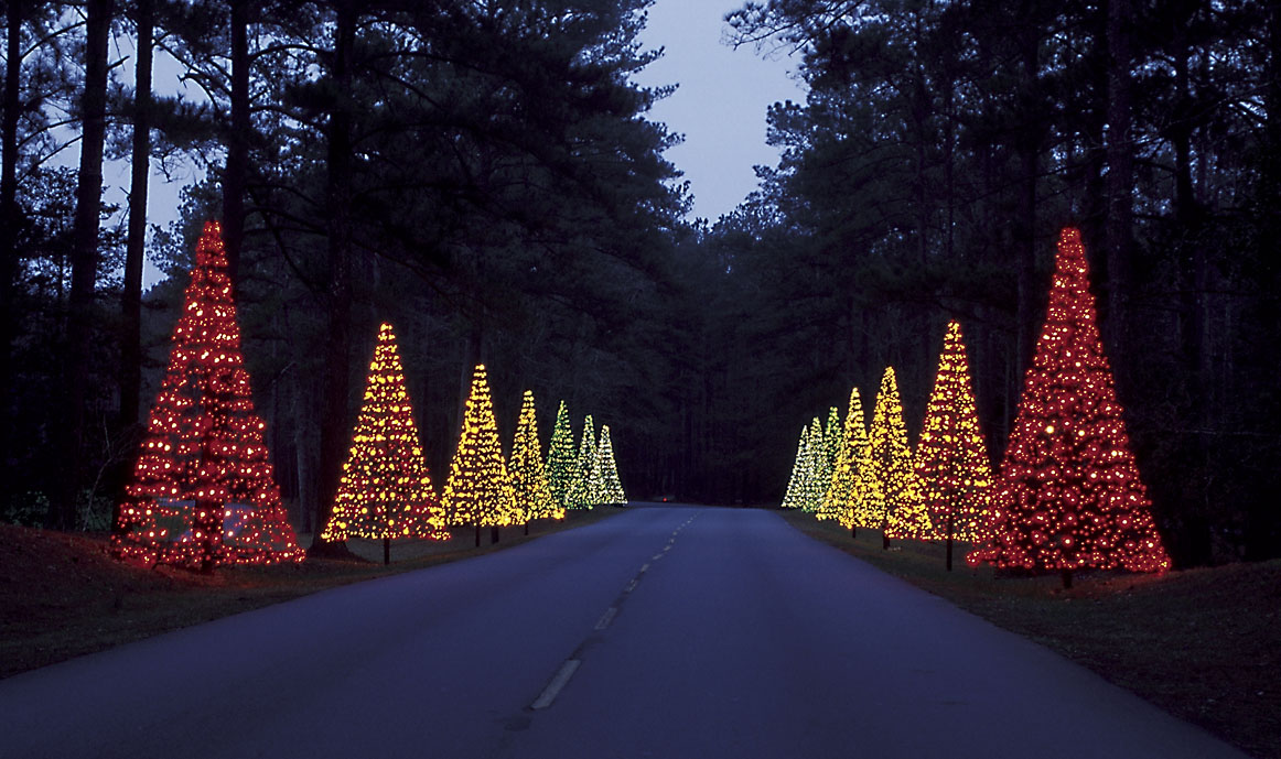 Callaway Gardens Christmas Lights.Fantasy In Lights Official Georgia Tourism Travel