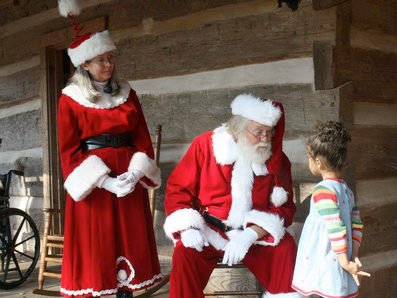 Free Christmas Things To Do Acworth Ga 2020 Christmas at the Cabin | Official Georgia Tourism & Travel Website
