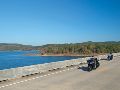 21 SPRING RIVER - GREERS FERRY LAKE RIDE.png