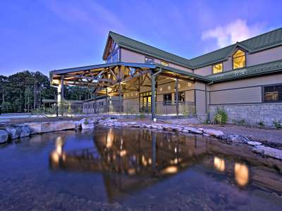 Hobbs Visitor Center Twilight.jpg