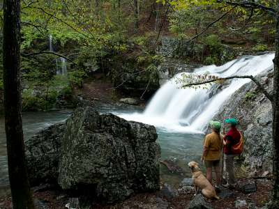 Lake_Catherine_State_Park_Waterfall_Hikers_09192012_9984.JPG