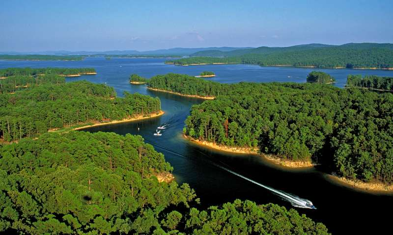 Lake Ouachita State Park | Arkansas State Parks