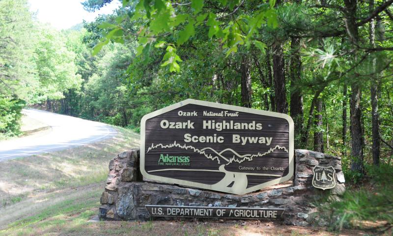 Ozark Highlands Scenic Byway | Arkansas.com
