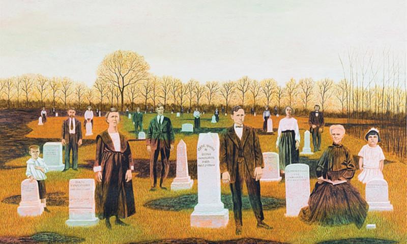Gibson Bayou Cemetery