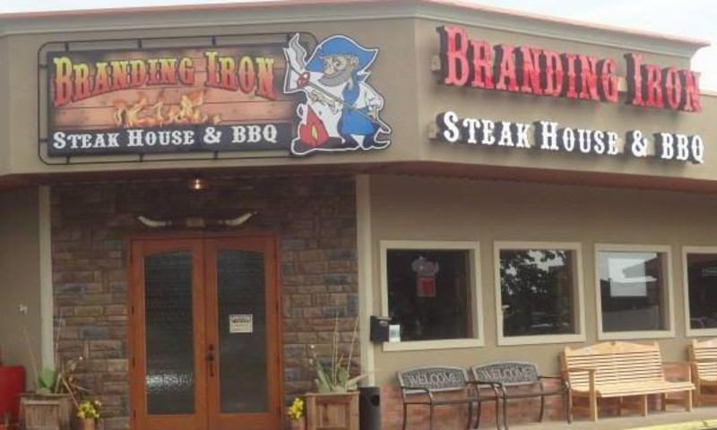 Branding Iron Steak House Bbq Arkansas Com