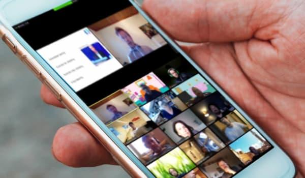 Illustrasjonsbilde for zoom videomøte
