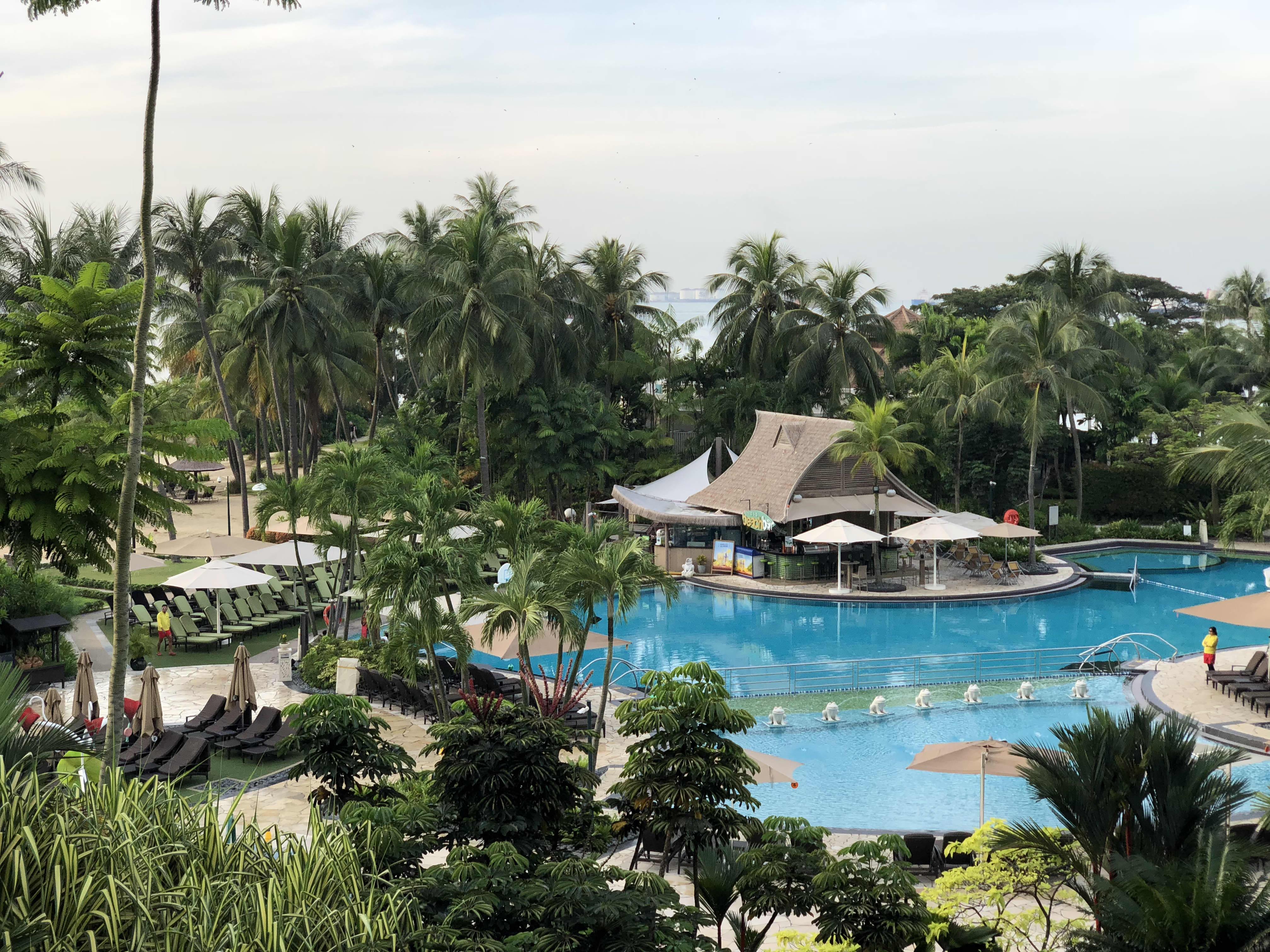 Shangri-La Rasa Sentosa Resort and Spa
