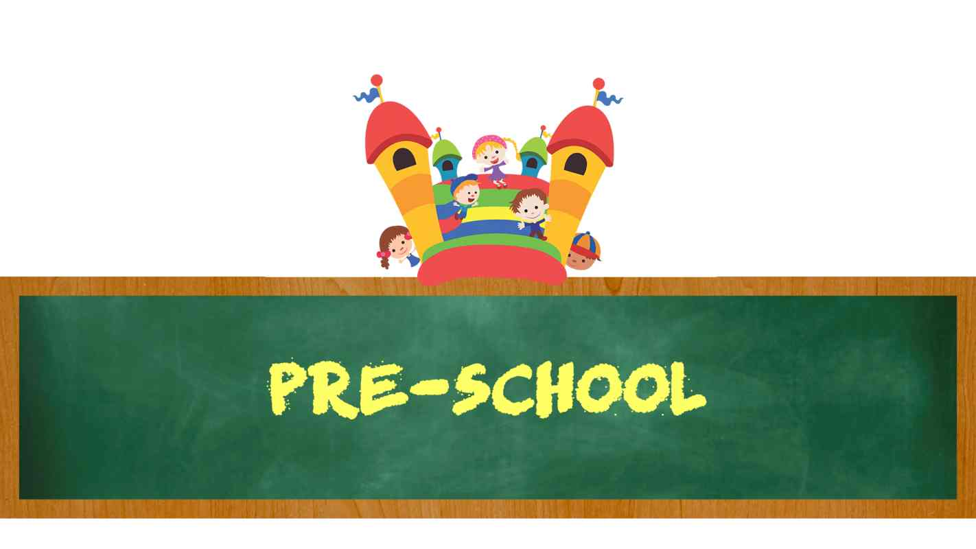 Pre School erp software
