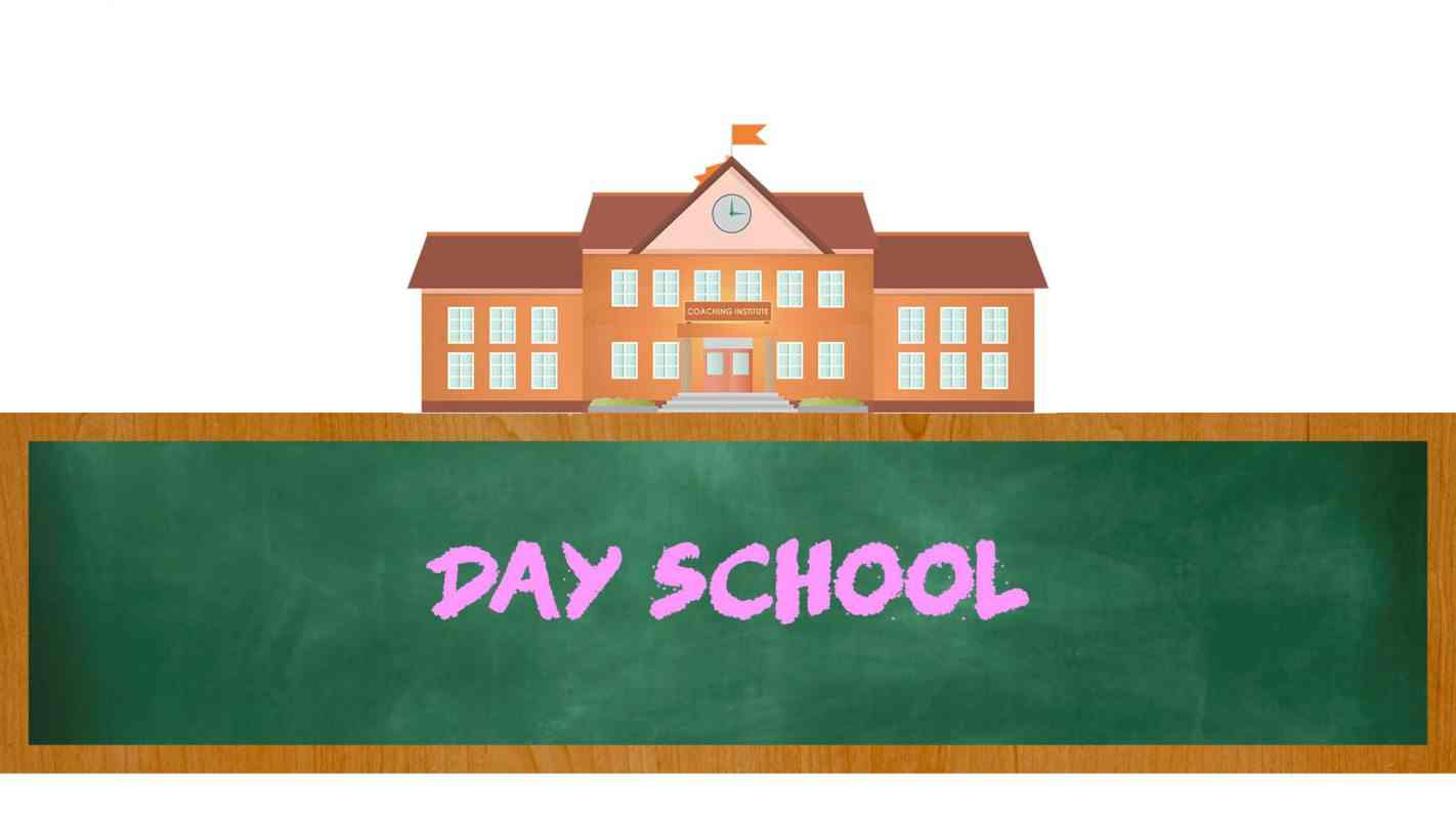 Day School erp software