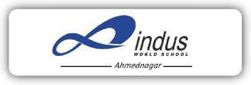 Indus world school logo